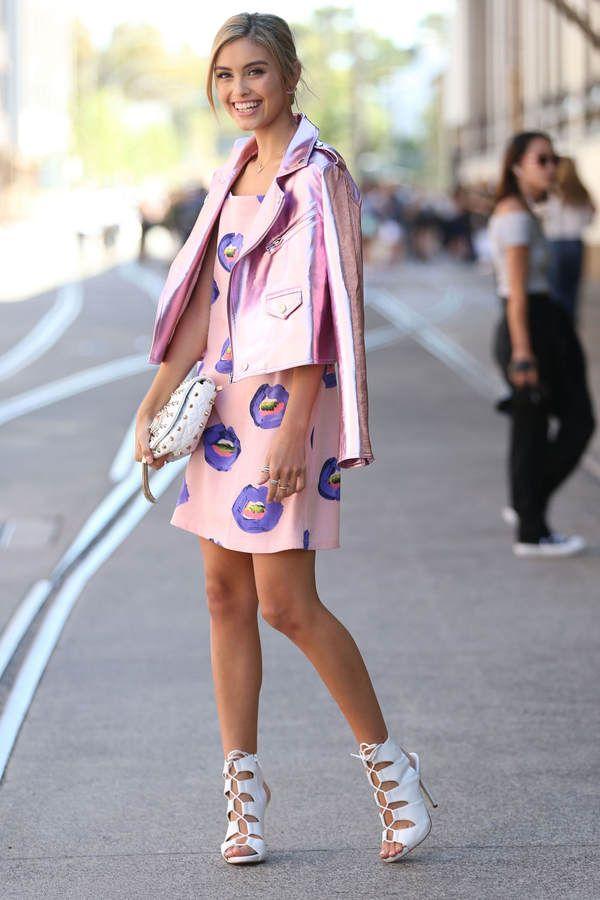 Street Style Die Besten Streetstyles Von Den Fashion Weeks