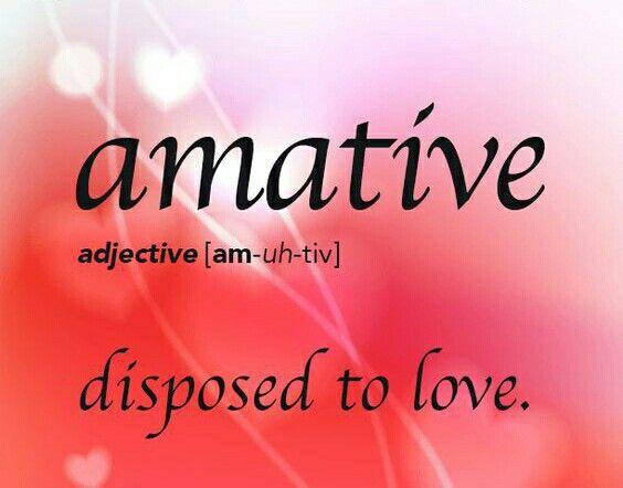 Amative