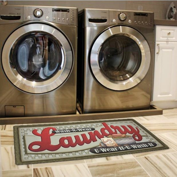 Best Flooring For Basement Laundry Room Kitchen Paint: Best 25+ Laundry Room Rugs Ideas On Pinterest