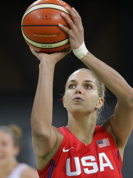 Women's Olympic basketball players hope for more LGBT acceptance in NBA