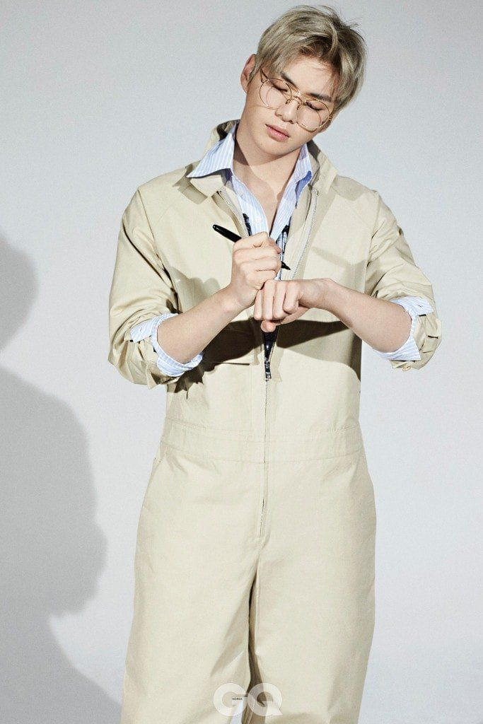"""""""Daniel for GQ Korea January Issue """""""
