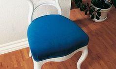 Come imbottire una sedia