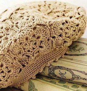 Irish Beret Knitting Pattern : 1000+ images about Hat, irish crochet on Pinterest ...