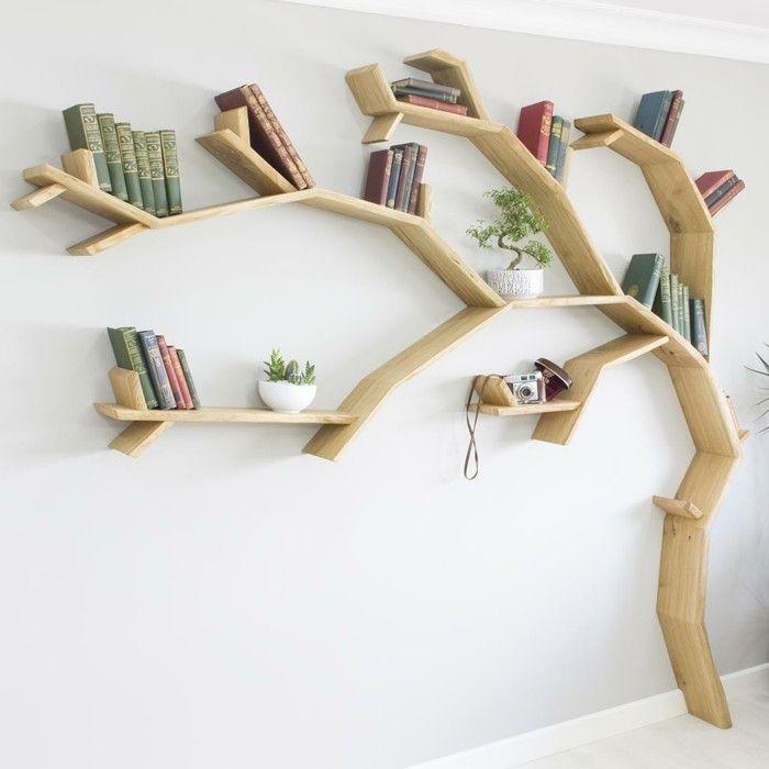 Einzigartiges Traum-Bücherregal selber bauen – So geht es !