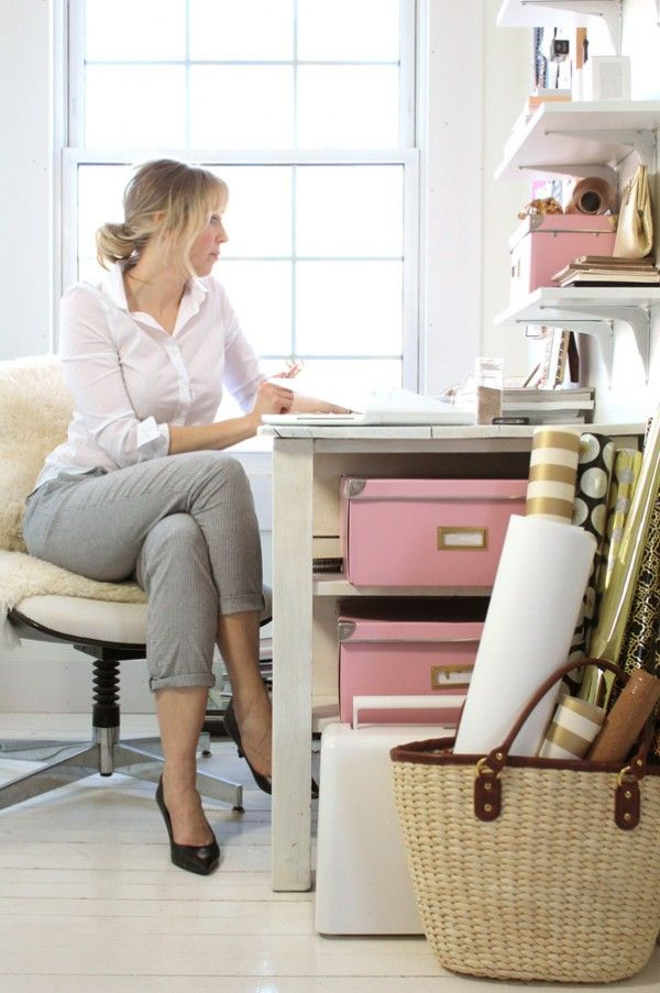 Style At Home: Michele Lee of Blush Shop | theglitterguide.com