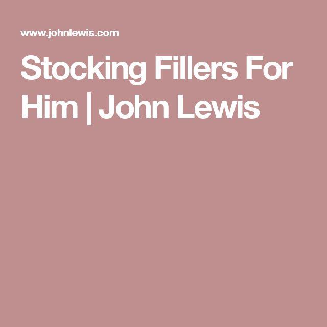 Stocking Fillers For Him | John Lewis
