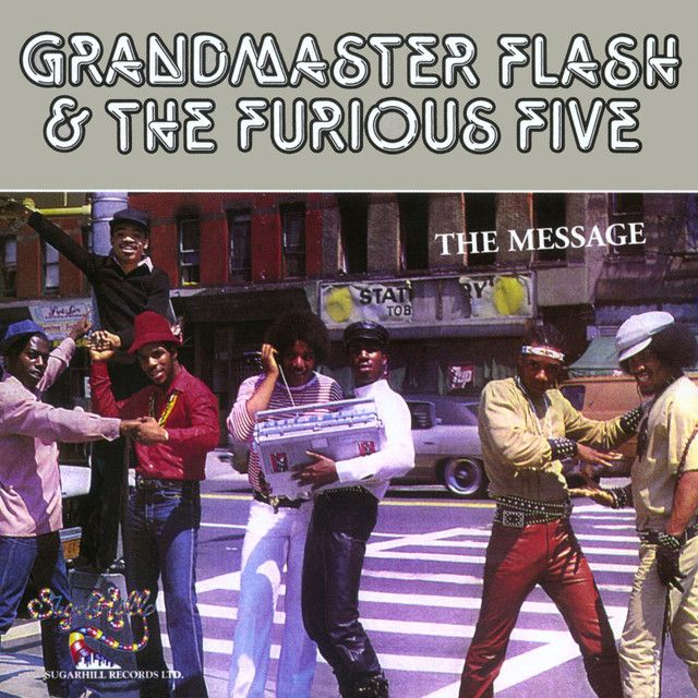 Saved on Spotify: The Message (feat. Melle Mel & Duke Bootee) by Grandmaster Flash The Furious Five Duke Bootee Grandmaster Melle Mel