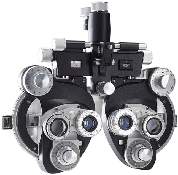 mesure corrective de la vue