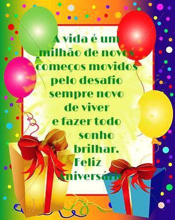 A vida é um milhão de novos começos... Feliz Aniversário! #felicidades #feliz_aniversario #parabens