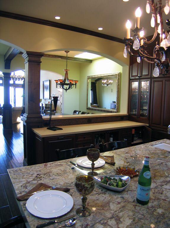 240 best Open Floor Plan images on Pinterest   Open floor plans, Kitchen  dining and Kitchen ideas