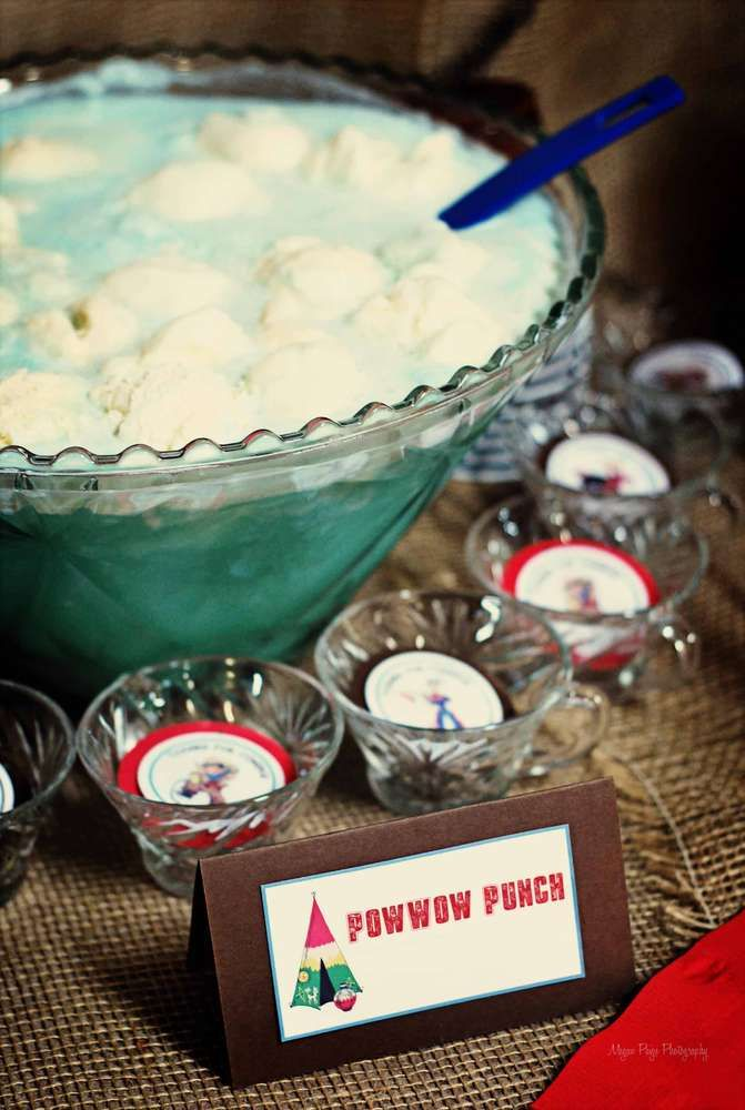 Wild Wild West (Cowboys and Indians) Baby Shower Party Ideas | Photo 2 of 25 | Catch My Party