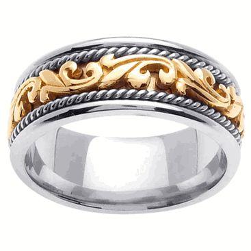 Amazing  ct Men us Channel Set Yellow Diamond Wedding Band Ring
