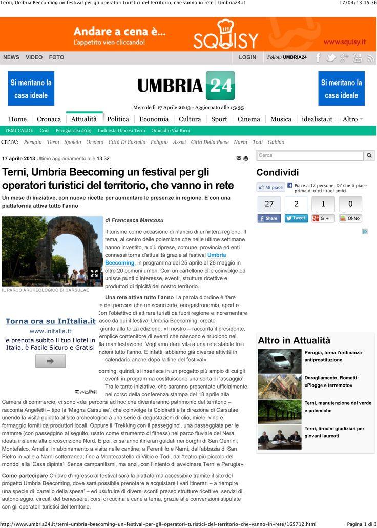 #turismo #Umbria #Umbria24
