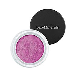 bareMinerals - bareMinerals Eyecolor wildflower.. this color has way more dimension than it shows. its like a purple pink that shimmers back and forth