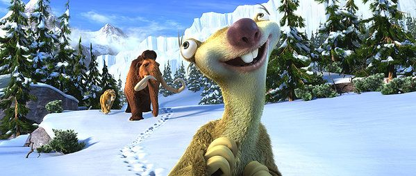 Ice Age: Continental Drift - Film Review