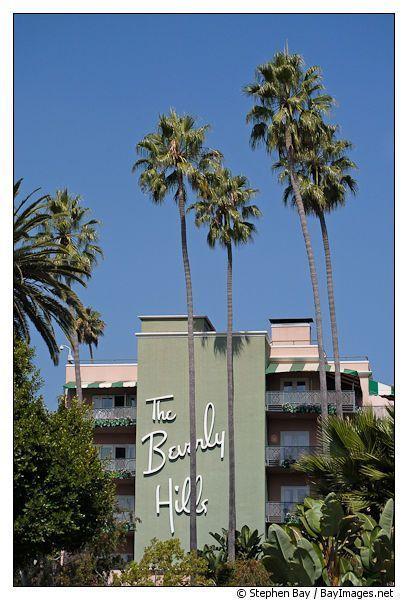 Beverly Hills Hotel. Beverly Hills, California