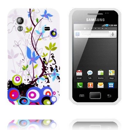 Symphony (Blå Have 2) Samsung Galaxy Ace Cover