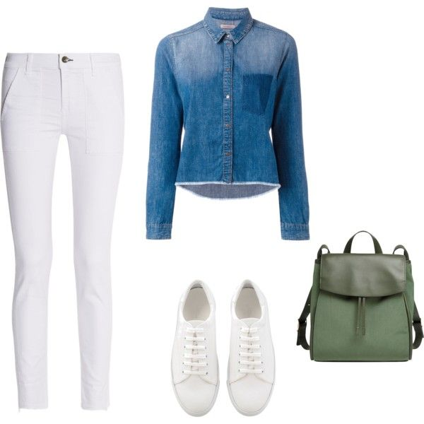 Sport Style by alyona-dobrolyubova on Polyvore featuring Calvin Klein Jeans, rag & bone and Skagen