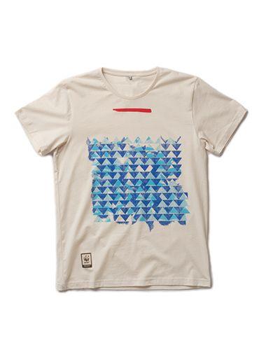 MAKIA X WWF t-shirt design by Paula Barclay