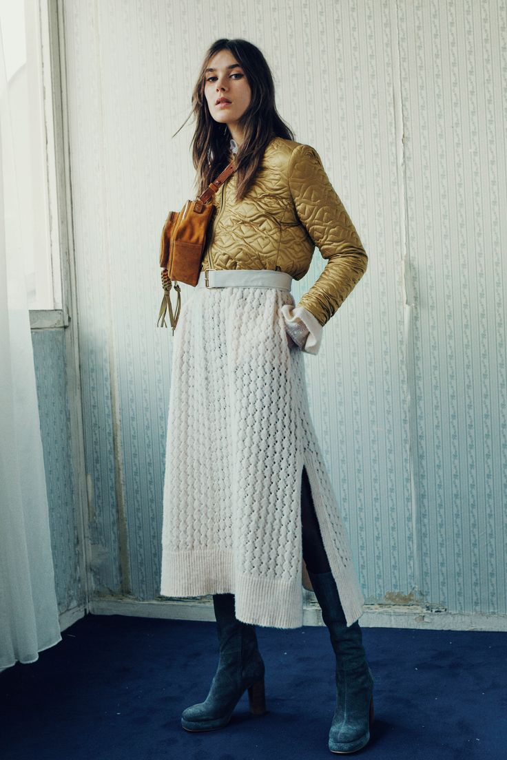 See by Chloé Fall 2016 Ready-to-Wear Fashion Show