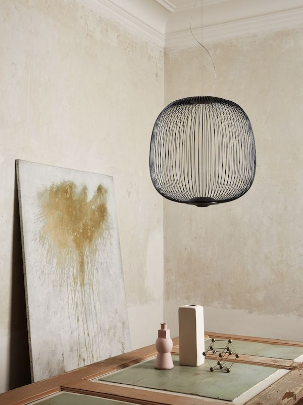 Vosgesparis spokes by foscarini lamp design