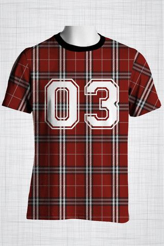 The Plaid Collection for Plus Size Men at www.the3bears.online
