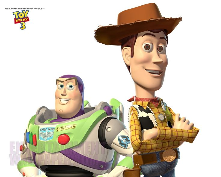Woody y Bos Layer