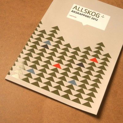 Annual report - Allskog - Klipp og Lim