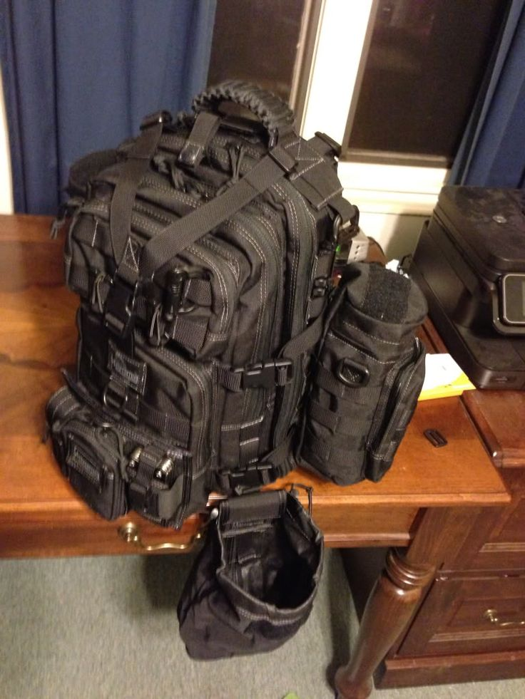 Maxpedition bug out pack