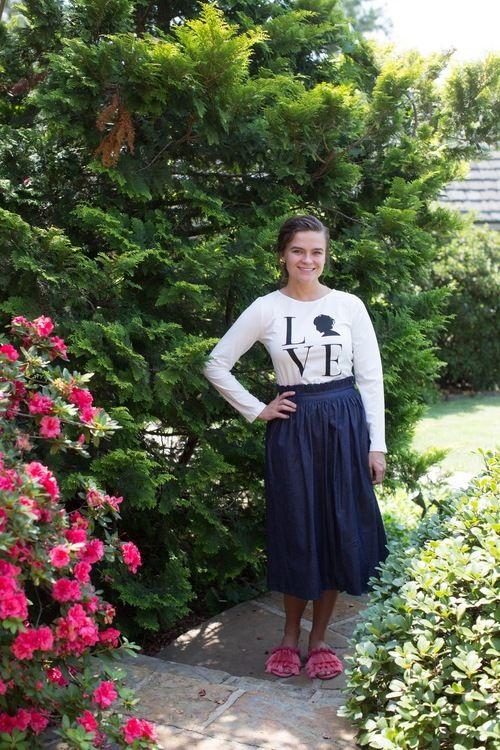 Original Denim Skirt