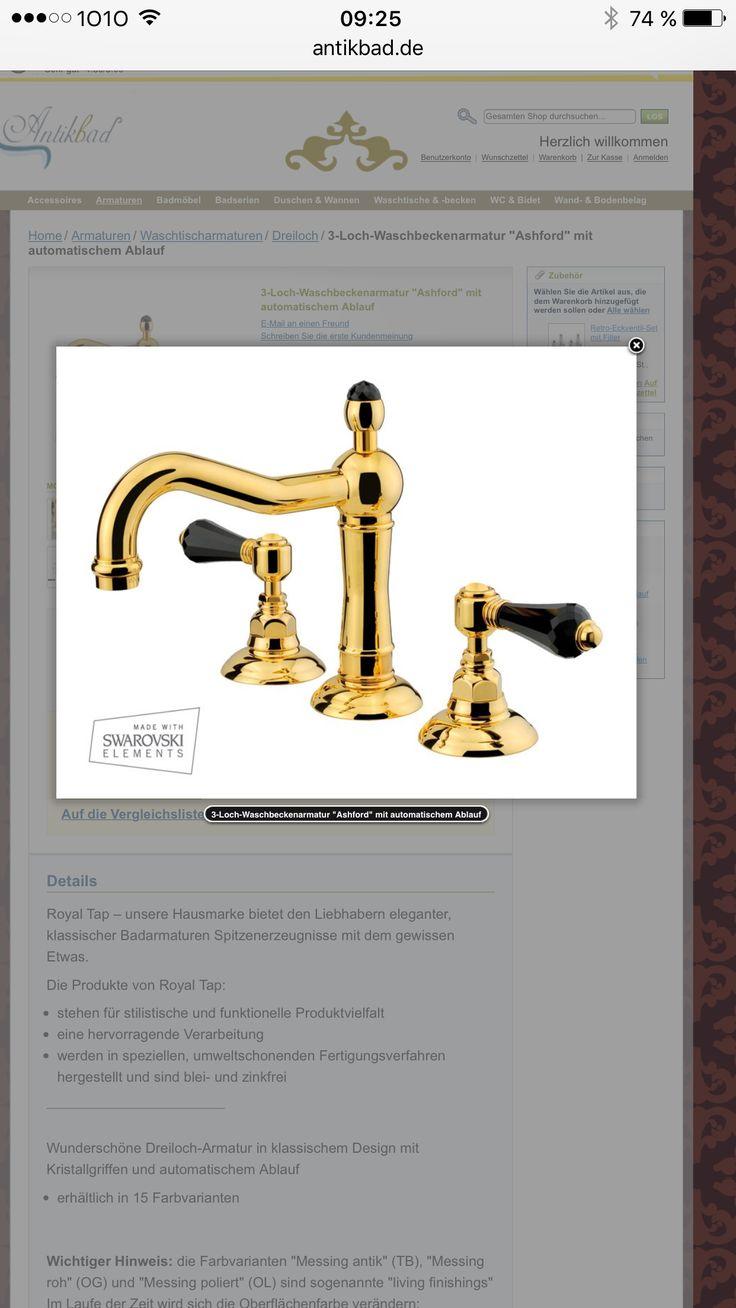 OxfordsAbGold GoldBathroomMoodboardBronzeStyle