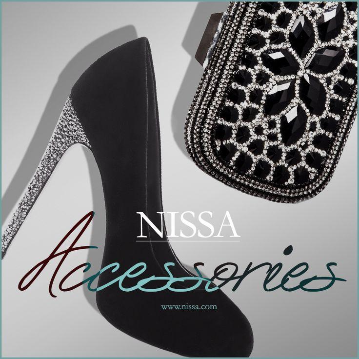 www.nissa.com #nissa #accessories #glam #partywear #party #divastyle #style #fashion #fashionista #elegant #sleek