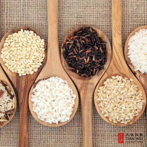 At Tian Wei Signature, we provide our precious mummies with various staples. We have 10 different kinds of staples. Our staples are also one of the helping ingredient to boost mummy's milk supply. .Some of them include: Five grain rice, brown rice, barley millet rice, pumpkin rice, quinoa mixed rice, Calrose rice, etc. This is one of the main reasons why Tian Wei Signature has incorporate these staples into our menu.  With the proper diet to help mummies have a smoother process in lactation…