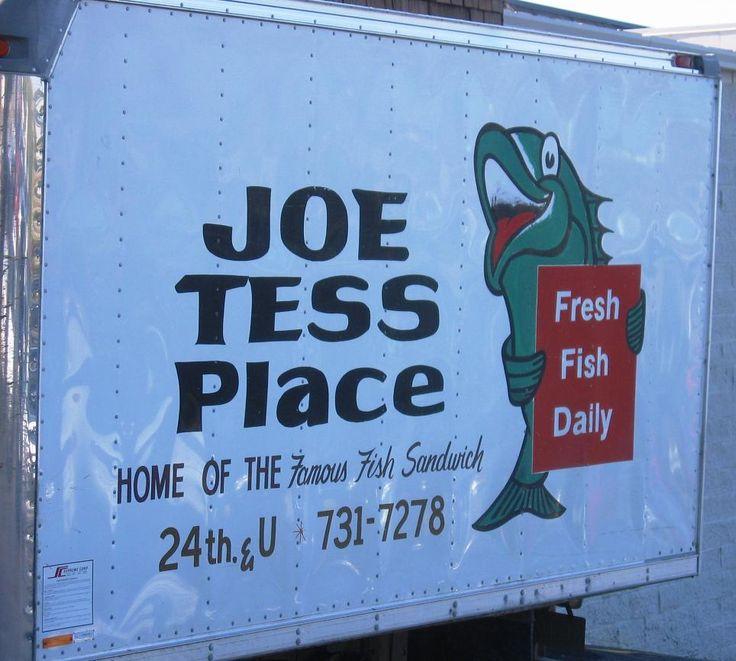 Joe tesss omaha ne home of the famous fried carp