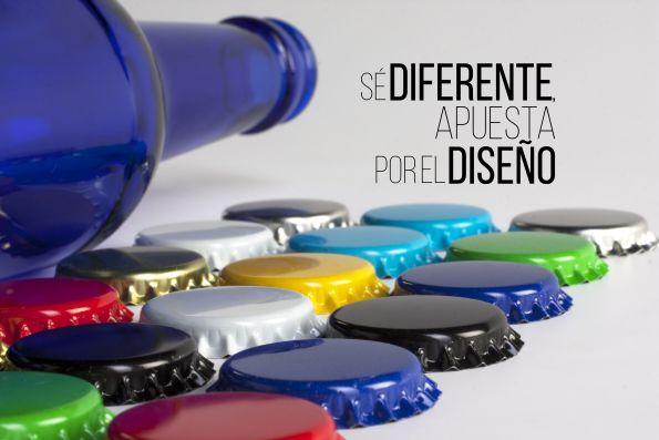 Gran variedad de colores en #tapones #corona. juvasa.com