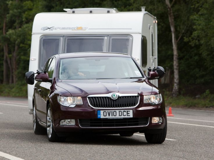 Practical Caravan tests the Skoda Superb 2.0 TDI CR 170 4x4 SE - It is time for…