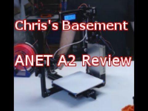 ANET A2 3D Printer Review