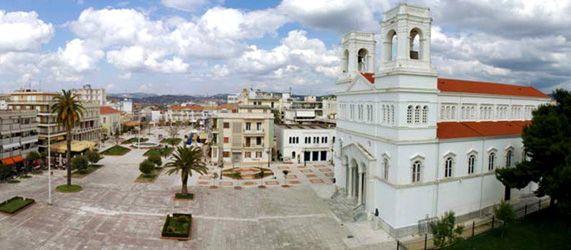 Pyrgos (Πύργος)