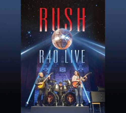 R40 Live (3CD Blu-ray)
