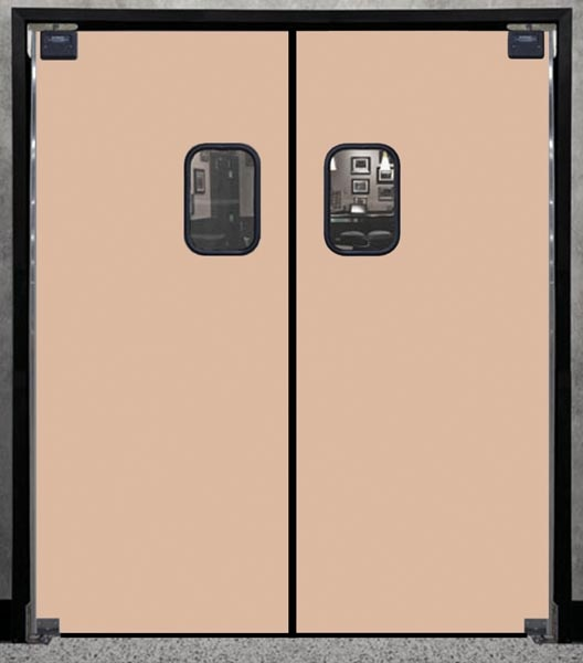 PG-500    Eliason PG-500 Impact Traffic Door