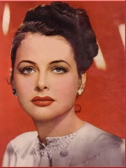 103 best 40's Glamourous women images on Pinterest   Classic hollywood, Hollywood stars and ...