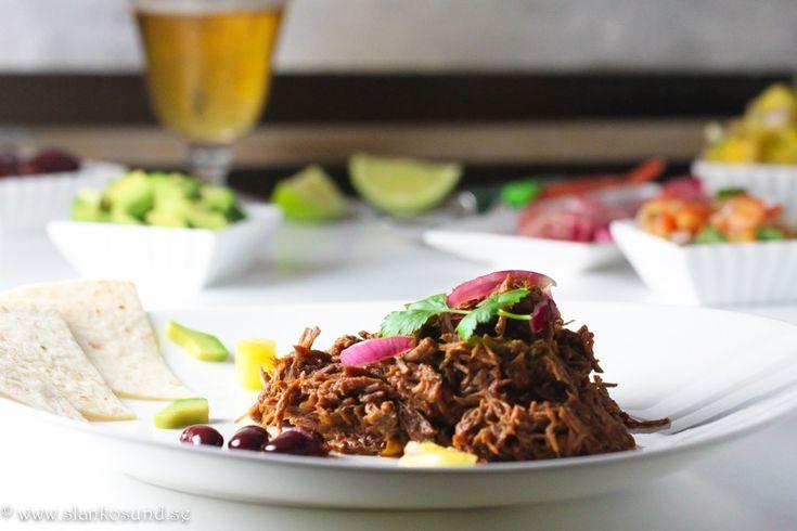Högrevschili Med Picklad Rödlök #texmex #högrev #chili #recette #recept #recipe #food #mat