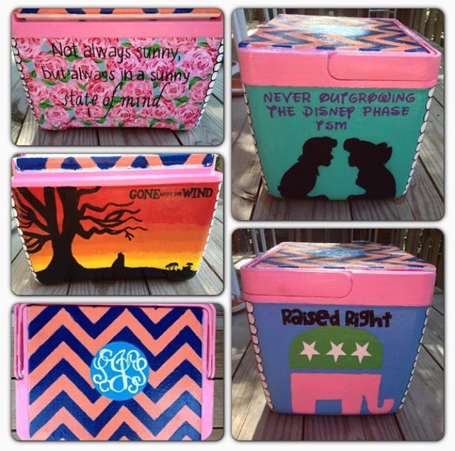 Sorority cooler