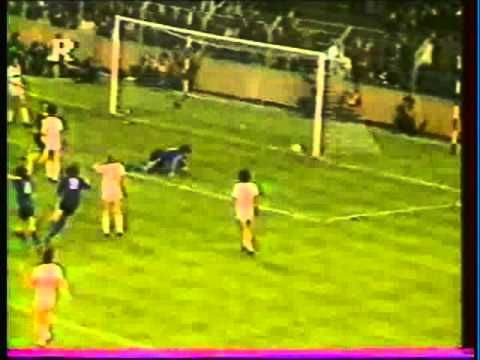 Uefa-Pokal Halbfinale 1980  Gladbach-Stuttgart 2:0