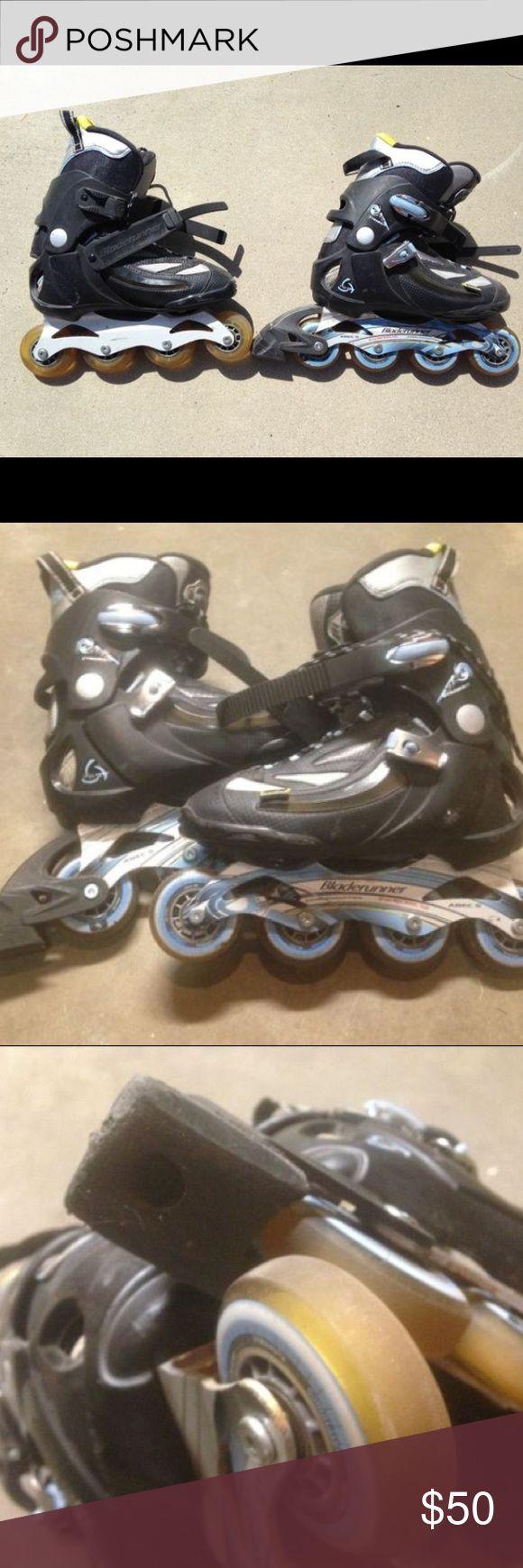 Zumiez roller skates - Bladerunner Verve Inline Skates Rollerblades Size 8 Women S 6 5 Men S Dynamic Fit Rollerblades By