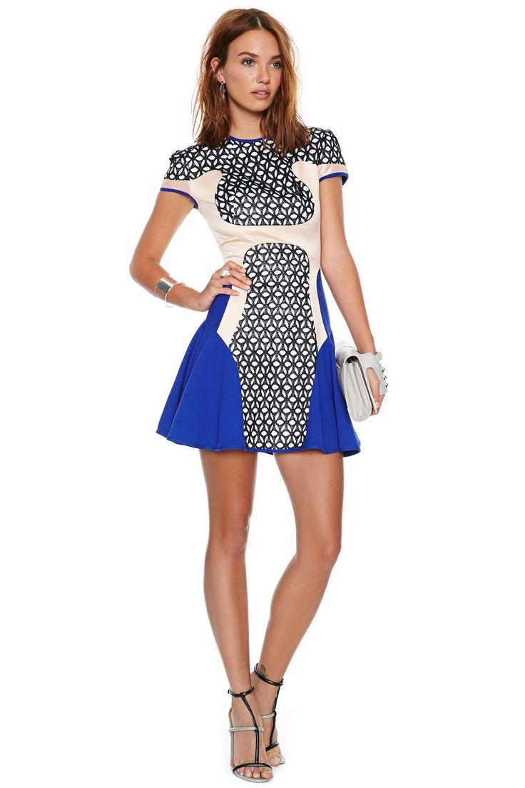 Skanky Mini Dress - Fashion dresses