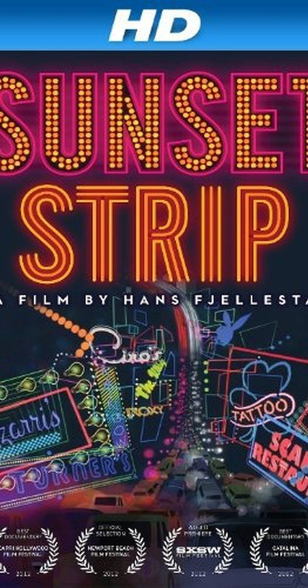 Directed by Hans Fjellestad.  With Cisco Adler, Lou Adler, Ahmed Ahmed, Tommy Alastra. A documentary on the famous Los Angeles street.