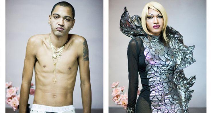 Photos : avant et après avoir changé de sexe