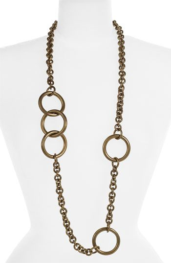 Kelly Wearstler Asymmetrical Chain Necklace: Wearstler Chains, Asymmetrical Chains, Chain Necklaces, Wearstler Asymmetrical, Fashion Jewelry, Clothes Shoes Jewelry Bags Etc, So Then What About Fashion, Chains Necklaces, Kelly Wearstler