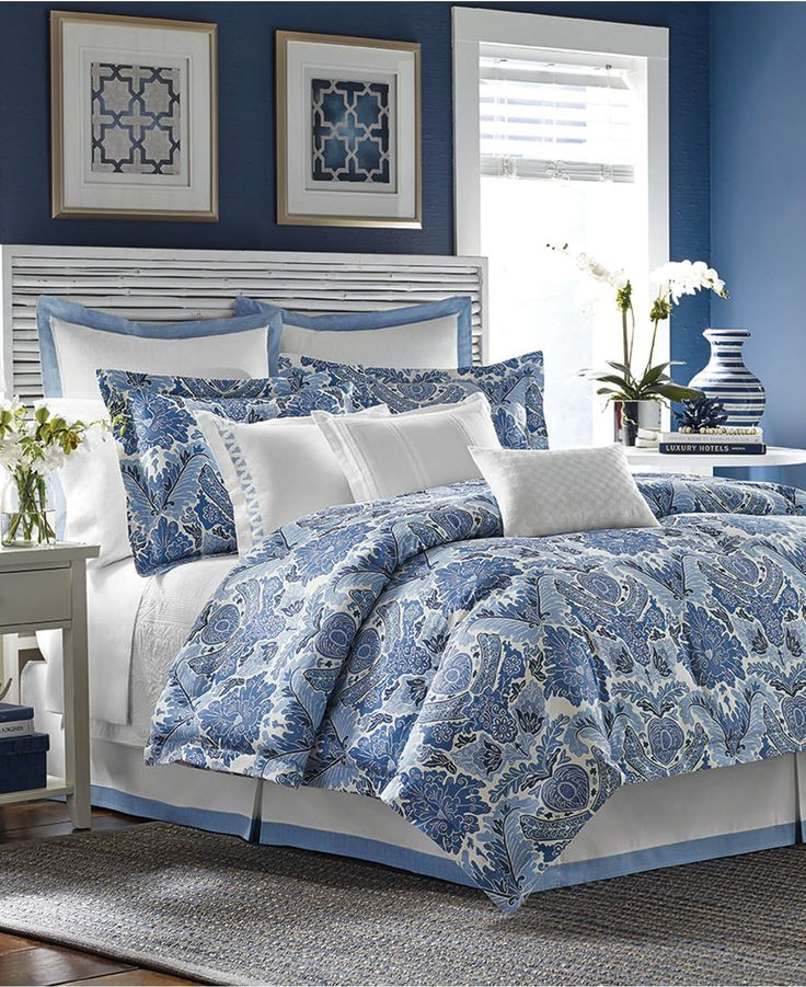 tommy bahama porcelain paradise comforter and duvet sets bedding collections bed u0026 bath macyu0027s